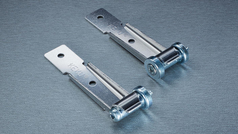 Metallbeschlag Keku® EH/EHS