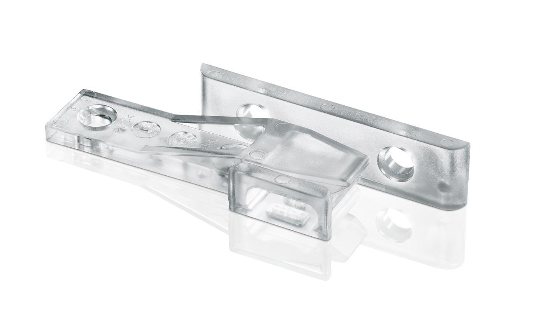 Transparenter Keku® EHS Beschlag