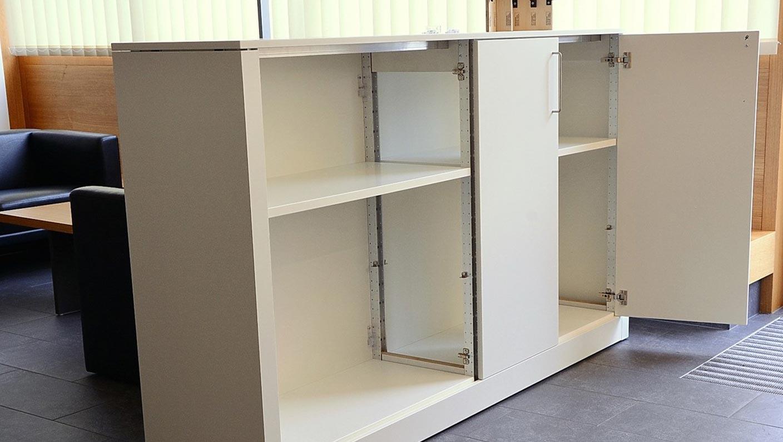Transparente Keku® EHS Beschläge, Möbelbau
